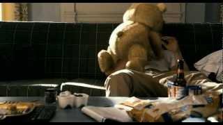 Третий лишний (русский дублированный трейлер) Ted