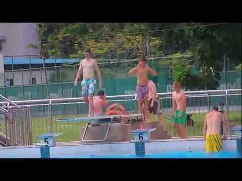 Taunton School Hockey Tour 2010- Singapore & Australia