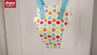 Baby by Chad Valley Door Bouncer - Argos Review
