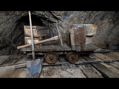 Exploring The Museum-Quality Trinity Mine (Part 1 Of 3)