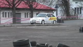 sidor a dziurzyński b opel astra gsi kjs zimowy kreciołek barbrka 2009 2009 12 13