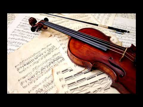 Traurige Violine