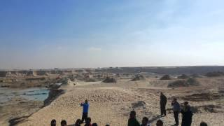 فيديو حصرى لقناة الاتصال بمنطقة الكيلو 76