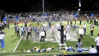 PVHS Marching Band: Boogie Wonderland/Jai Ho