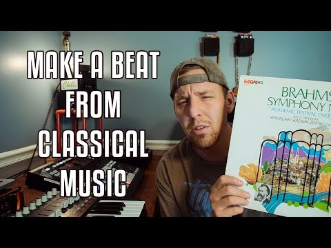 How To Make a Trappy Beat from Classical Music - Beat Making Tutorial - J-Ideas Fresh Produce thumbnail