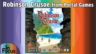 Robinson Crusoe: Adventures on the Cursed Island - In Focus