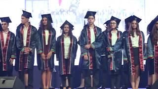 BilgeAdam Okulları Ortaokul Mezuniyeti