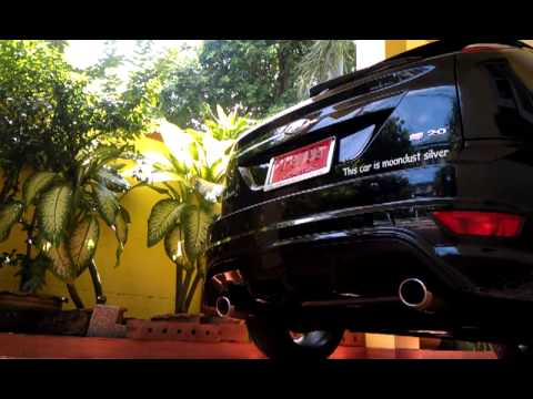 Dual Exhaust In Ford Focus 2.0 Duratec  By Dewz