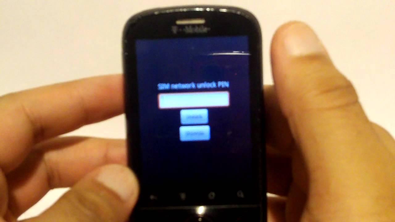 how to unlock t mobile huawei comet u8150 youtube rh youtube com T-Mobile Concord T-Mobile Samsung Cell Phones
