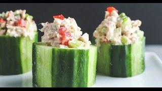 Quick Tuna Dip