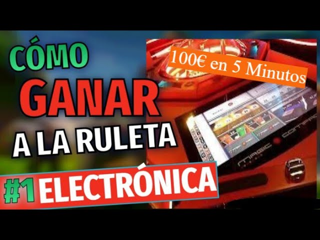 RULETA ELECTRÓNICA ESPAÑA  / ESTRATEGIA FRECUENCIAS RECURRENTES✔️