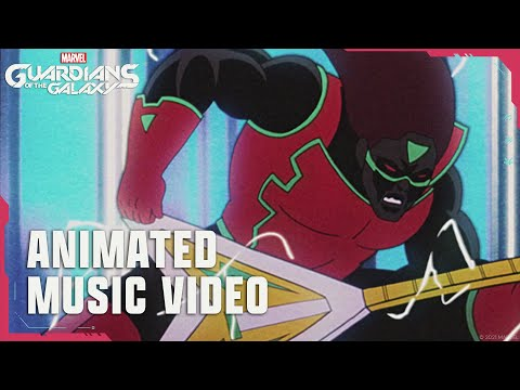 Marvel's Guardians of the Galaxy - Zero to Hero (Animated Music Video)