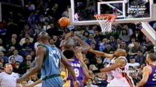 Vince carter - 360 dunk collection