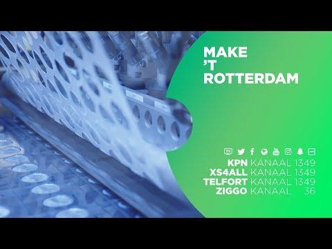 Make 't Rotterdam - Afl. 1 Euro Caps