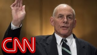 Who is White House chief of staff John Kelly?