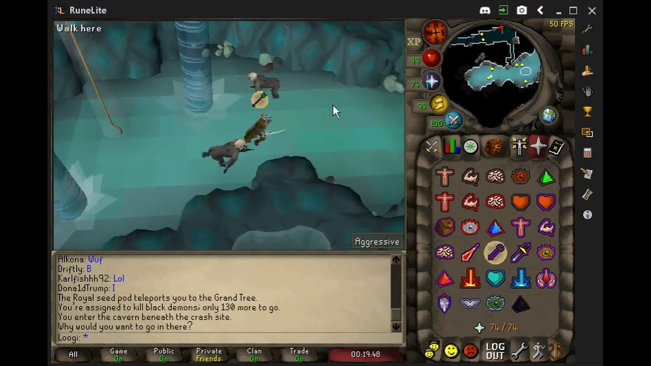 Patched Demonic Gorillas Guide Easy W Runelite Youtube Posted by 10 months ago. patched demonic gorillas guide easy w runelite