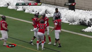 Football vs. Husson Highlights (NCAA First Round)