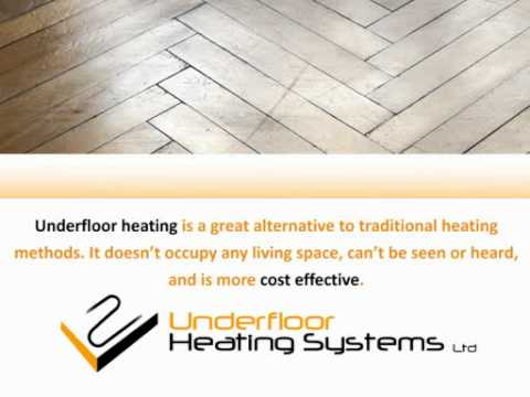 Underfloor Heating Systems Ltd