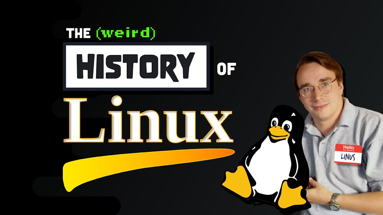 Why So Many Distros? The Weird History Of Linux