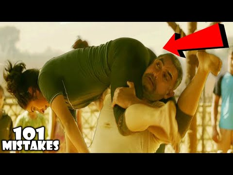 "Plenty Mistakes In ""Dangal"" Full Hindi Movie - (101 Mistakes) In Dangal  