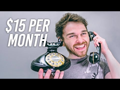 How My Phone Bill Is $15 A Month - How To Save Money
