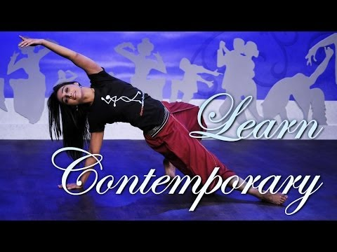 Learn the Beautiful Contemporary Dance!