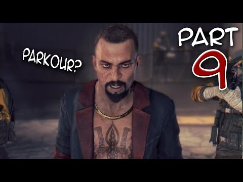 Dying Light - Part 9 - The PIT - Gameplay Walkthrough
