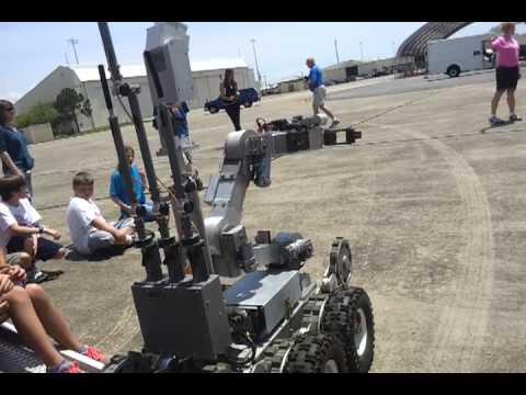 Eglin air force base rovers