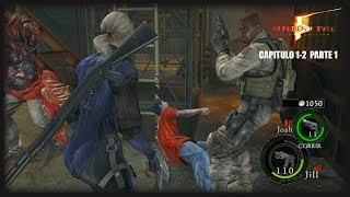 Resident Evil 5: Gold Edition 1-2 Parte 1