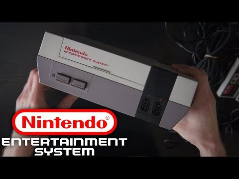 La Nintendo Entertainement System De 1990