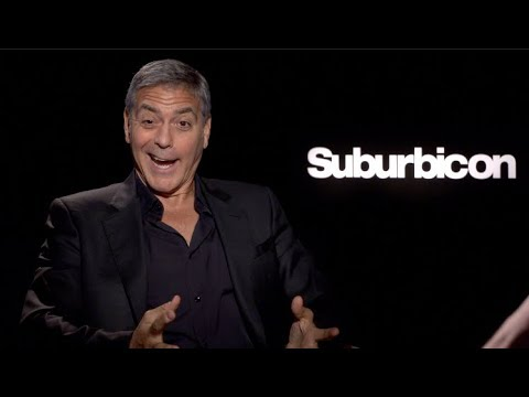 SUBURBICON Interviews - George Clooney, Matt Damon, Julianne Moore