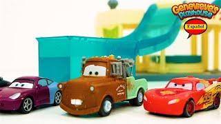 ¡Aprende los Colores con Video Educativo para Niños! Carros de Disney