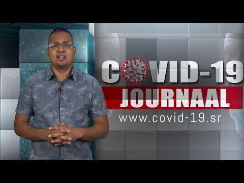 Het COVID 19 Journaal Aflevering 130 25 Januari