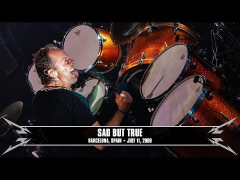 Metallica: Sad But True (MetOnTour - Barcelona, Spain - 2009) Thumbnail image