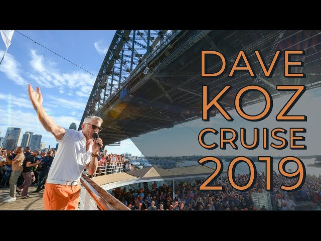 2019 Dave Koz & Friends at Sea Cruise Highlights and Thank You!