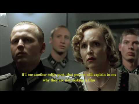 Hitler Reacts to Kenya film Industry Stakeholders Complaints