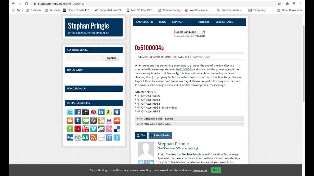 Fixing the 0x6100004a Error | TechspertHelp