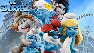 The Smurfs 2 Full Movie Based Video Game Walkthrough Gameplay For Kids and Family