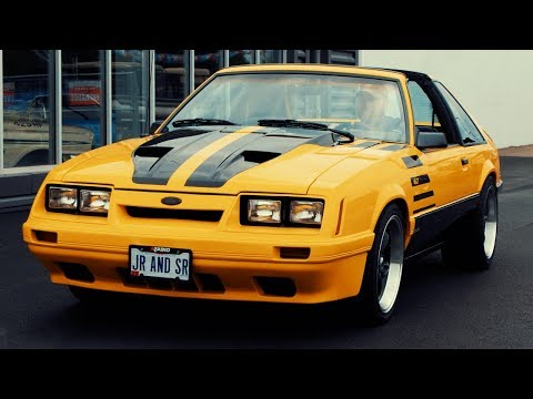 1985 Mustang Foxbody Restoration | A Fathers Gift