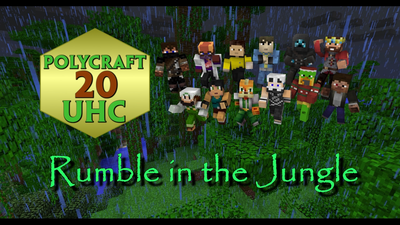 Download PolyCraft UHC 20 - Episode 1: Separated by Thunder
