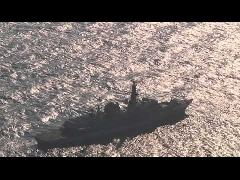 Life on board HMS Sutherland