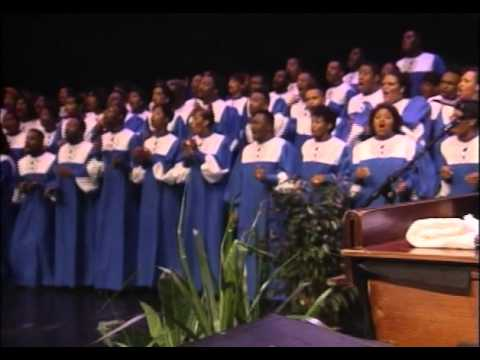 "Mississippi Mass Choir ""Hold On Old Soldier"""