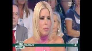 Loredana Lecciso Unomattina magazine 1/ottobre/2013