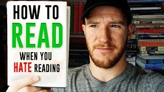 How to Read Wнen You Hate Reading - 5 Tips and Tricks