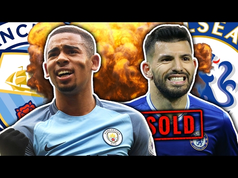 Has Gabriel Jesus Ended Sergio Aguero's Manchester City Career?! | W&L