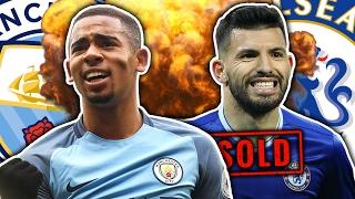 Has Gabriel Jesus Ended Sergio Aguero's Manchester City Career?! | W&L
