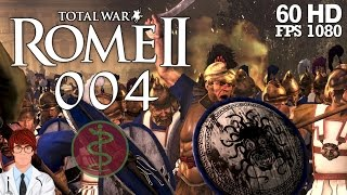 Total War: Rome 2 - Pergamon #004 - Seleukiden auf dem Vormarsch [Deutsch] | Rome II Gameplay