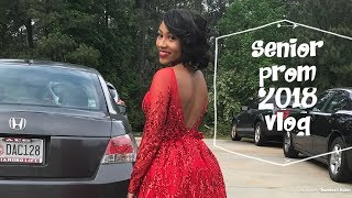 Senior Prom 2018 Vlog | Senior Week