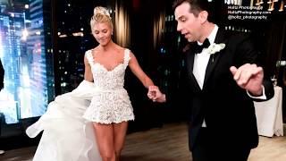 Nick Cordero And Amanda Kloots Perform Epic 1st Wedding Dance