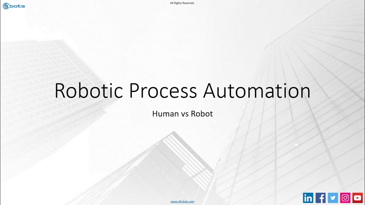 The Difference between Robotic Process Automation and Artificial
